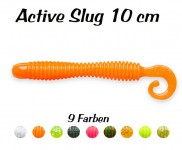 "Active Slug 4"" New Style 10cm Crazy Fish, Gummifisch, Wurm, Actionshad"